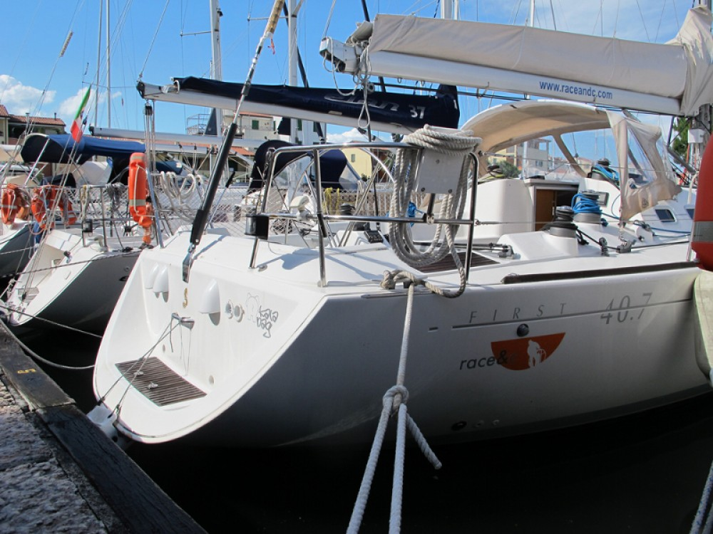 Hire Sailboat with or without skipper Bénéteau Caorle