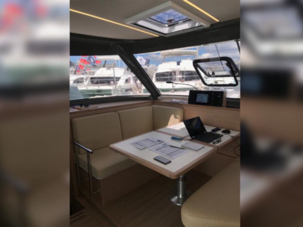Hire Catamaran with or without skipper Nautitech Cagliari