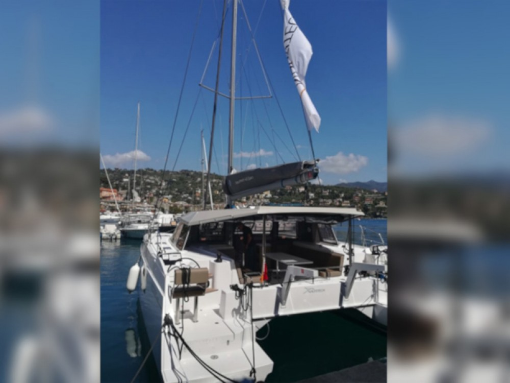 Nautitech Nautitech Open 40 between personal and professional Cagliari