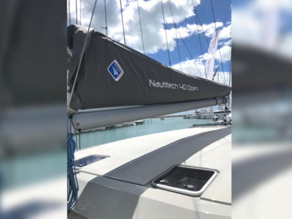 Boat rental Nautitech Nautitech Open 40 in Cagliari - Casteddu on Samboat