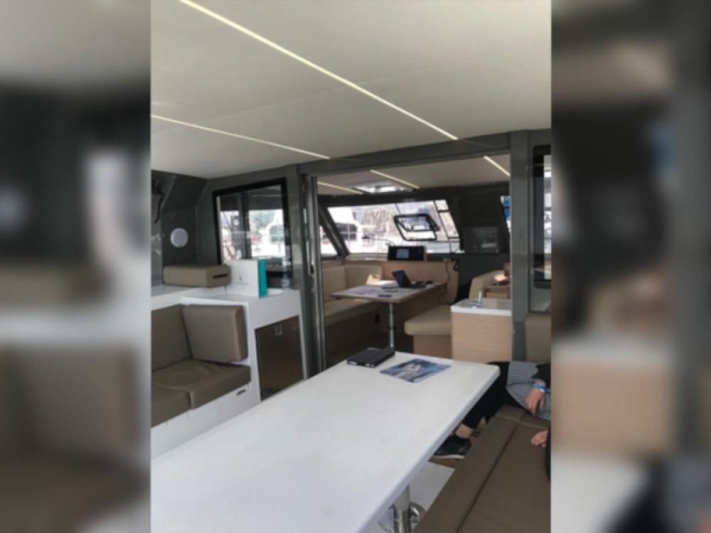 Rental Catamaran in Cagliari - Casteddu - Nautitech Nautitech Open 40