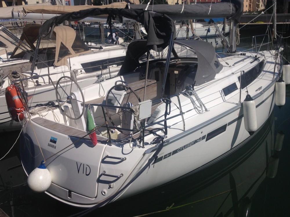 Rental yacht Caorle - Bavaria Bavaria Cruiser 34 on SamBoat