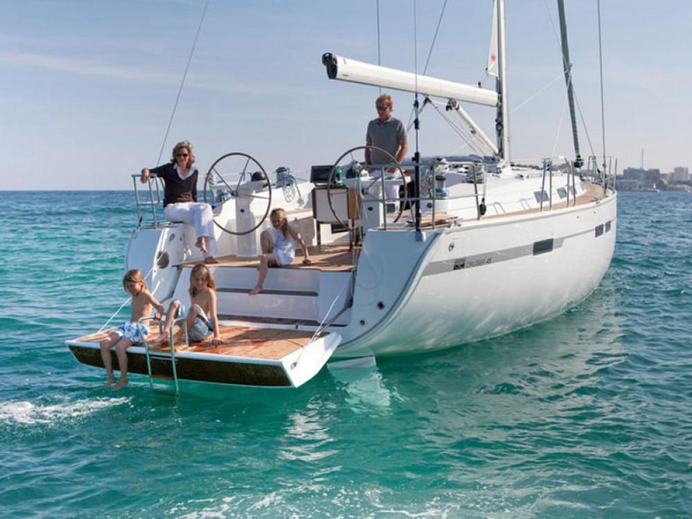 Bavaria Bavaria 45 Cruiser between personal and professional Lefkada