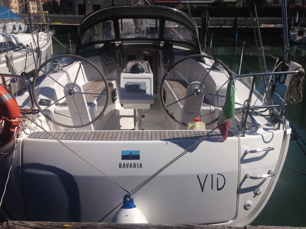 Rental Sailboat in Caorle - Bavaria Bavaria Cruiser 34