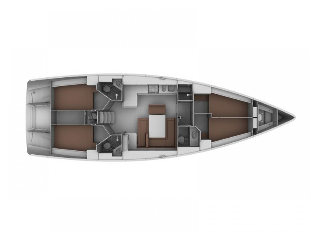 Rent a Bavaria Bavaria 45 Cruiser Lefkada