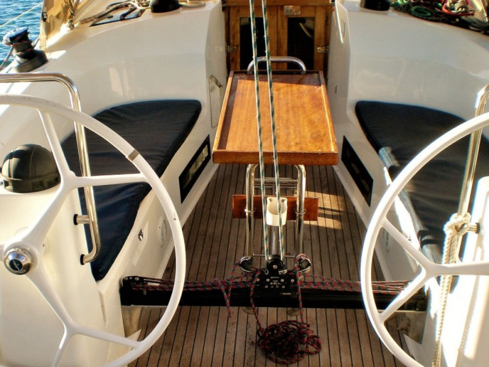 Bavaria Bavaria 40 Cruiser S between personal and professional Lefkada