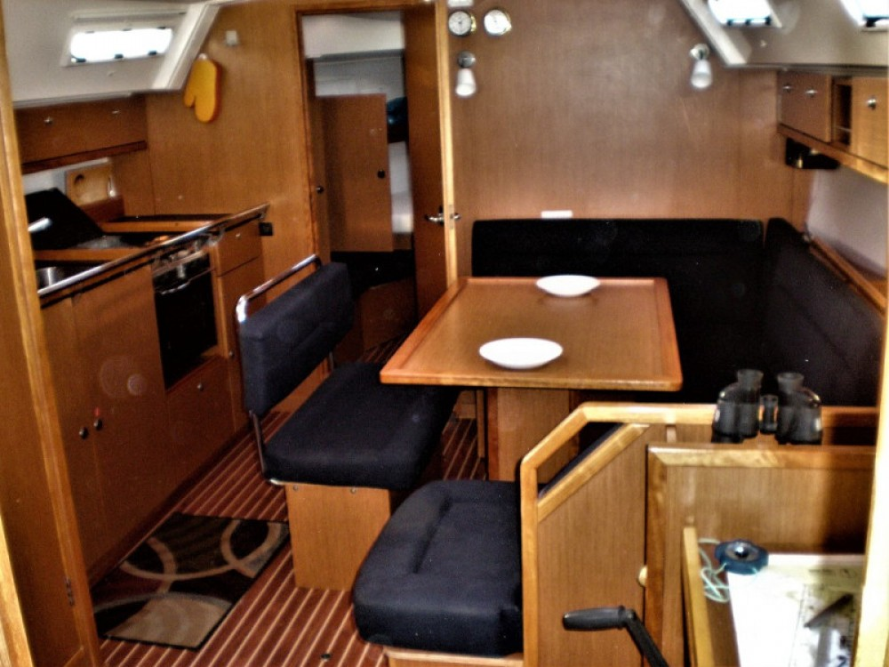 Boat rental Lefkada cheap Bavaria 40 Cruiser S