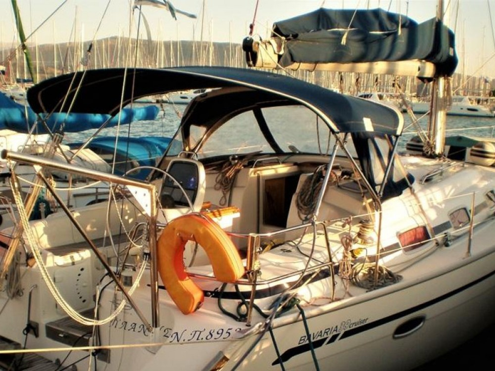 Bavaria Bavaria 39 Cruiser between personal and professional Lefkada