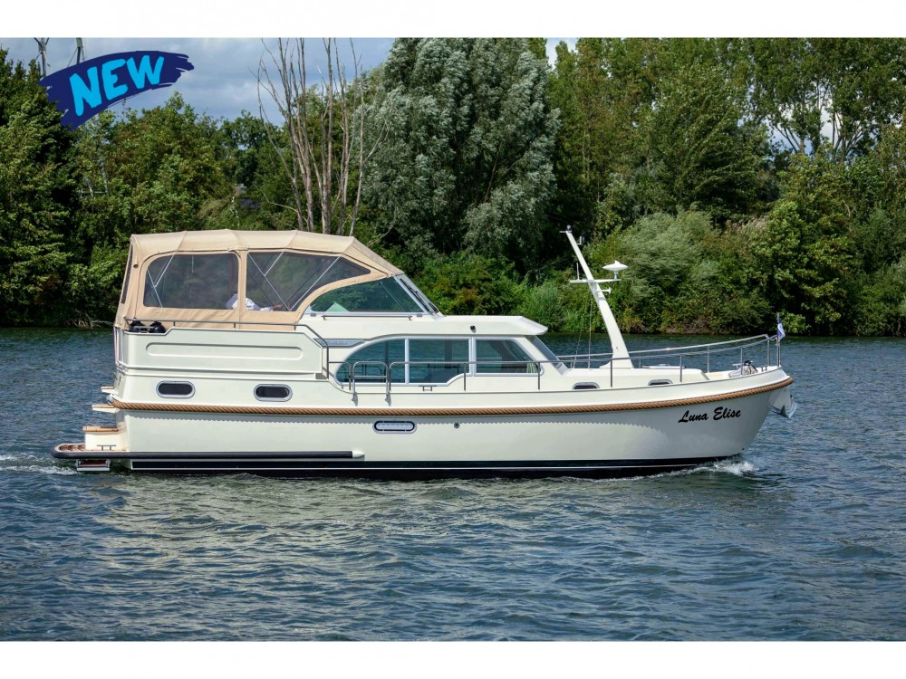 Rental yacht Kinrooi - Linssen Linssen GS 35.0 ac on SamBoat