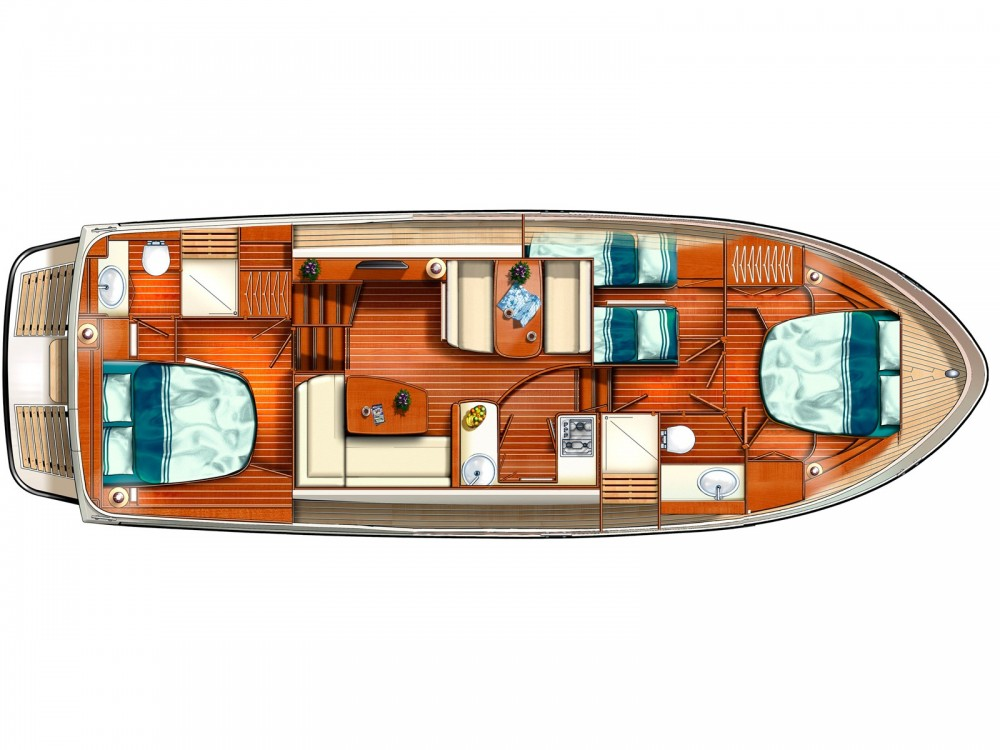 Linssen Linssen Grand Sturdy 40.0 AC between personal and professional Kinrooi