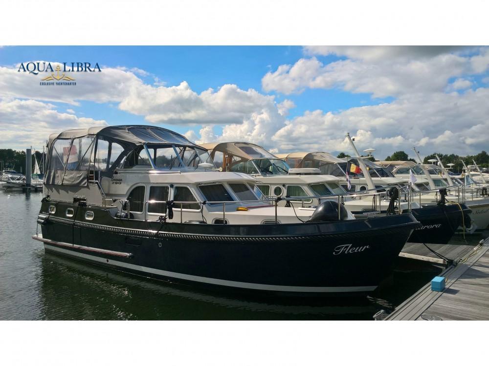 Boat rental Linssen Linssen GS 290 Traveller in  on Samboat
