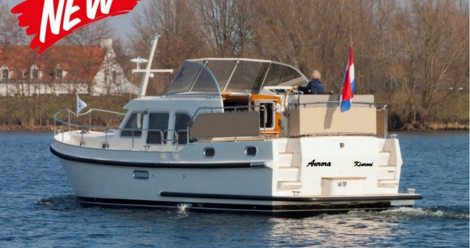 Rental Motorboat in Kinrooi - Linssen Linssen Grand Sturdy 35.0 AC