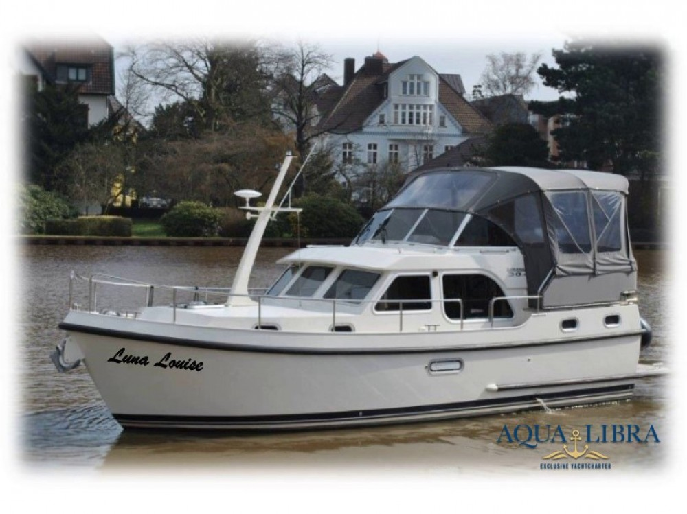 Linssen Linssen GS 30.9 AC between personal and professional Kinrooi