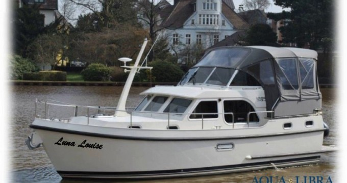 Hire Motorboat with or without skipper Linssen Kinrooi