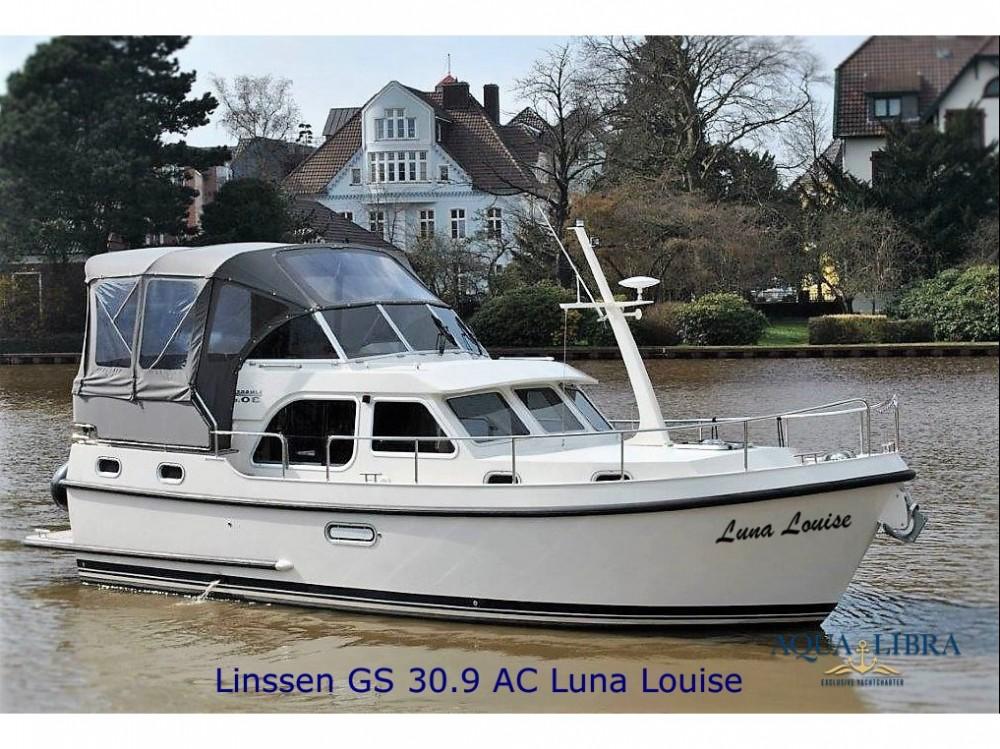 Rental yacht Kinrooi - Linssen Linssen GS 30.9 AC on SamBoat