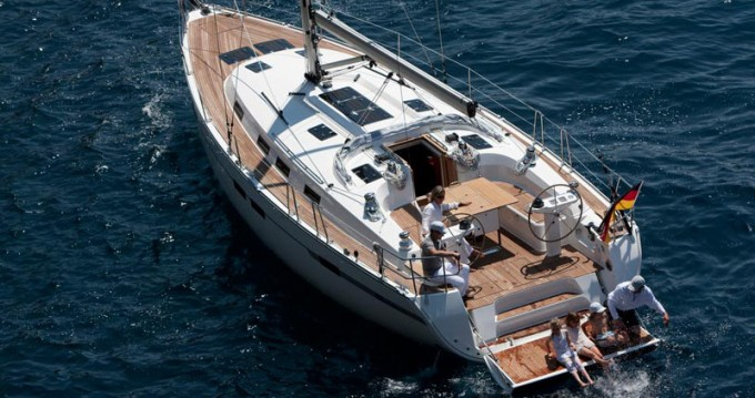 Hire Sailboat with or without skipper Bavaria Follonica