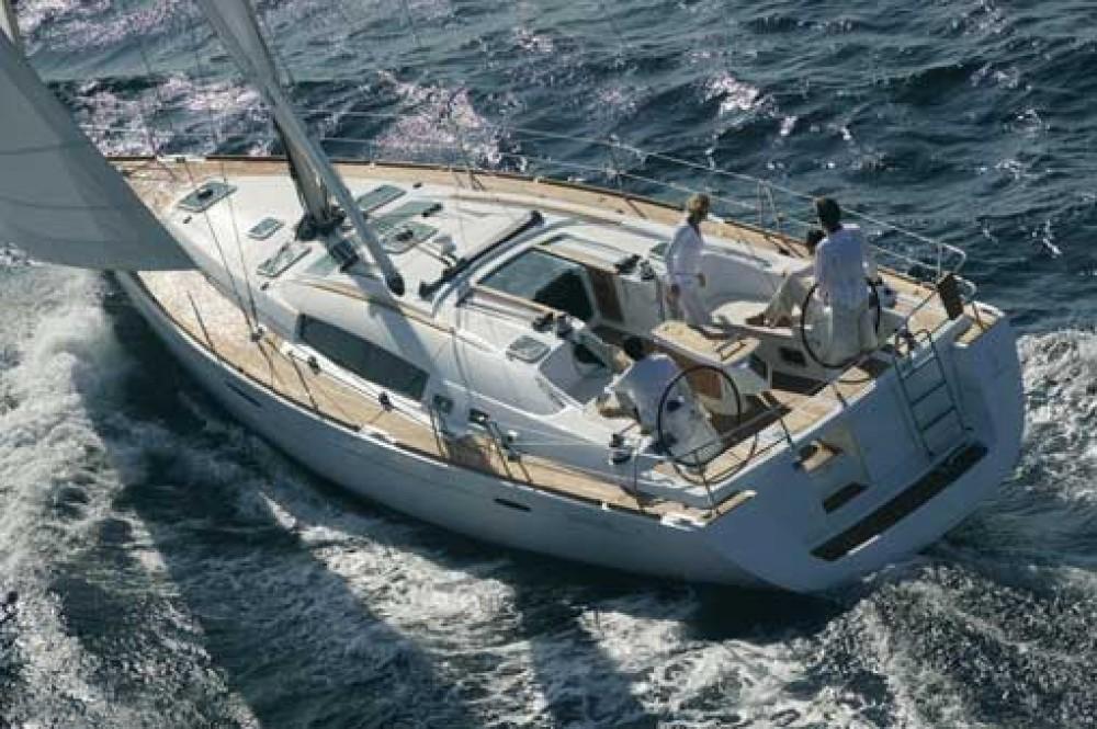 Boat rental Follonica cheap Oceanis 46