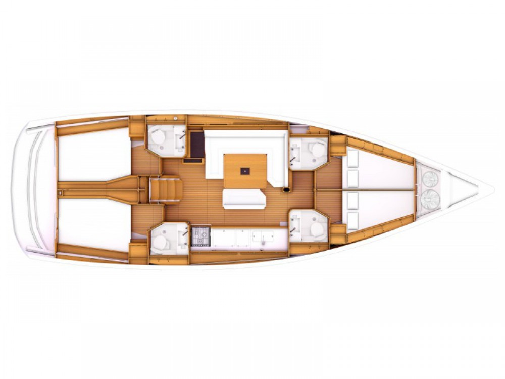 Rental Sailboat in Follonica - Jeanneau Sun Odyssey 469