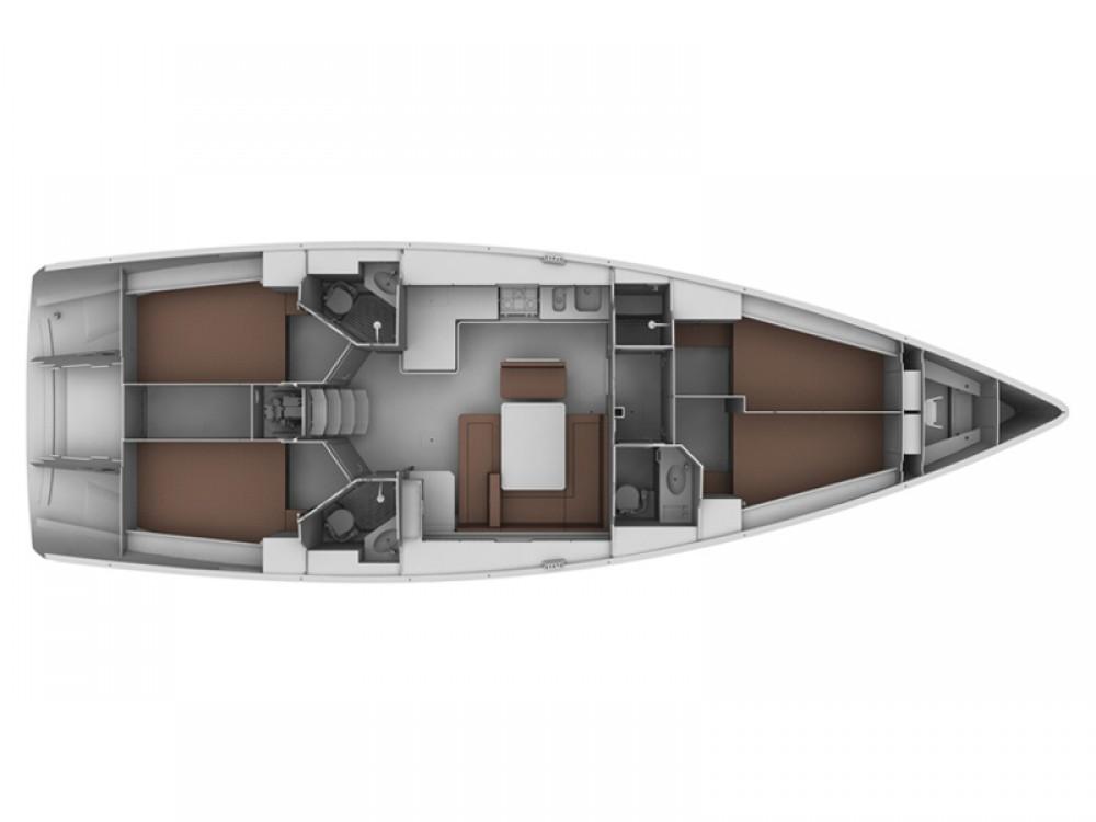 Bavaria Bavaria 45 Cruiser between personal and professional Follonica