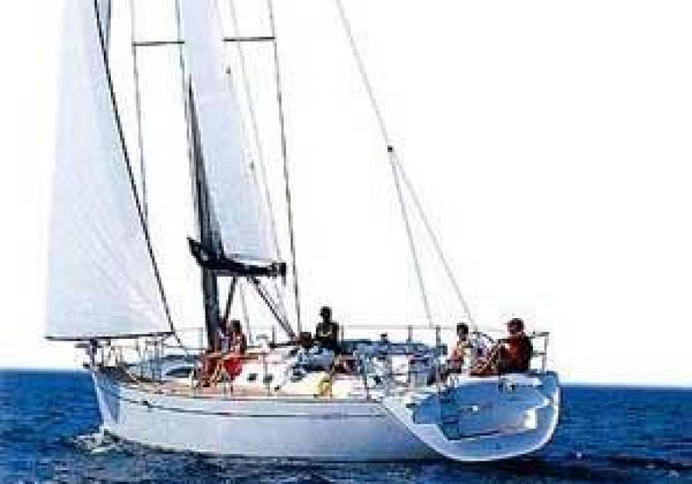 Rental Sailboat in Follonica - Jeanneau Sun Odyssey 43