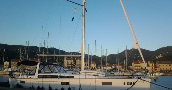 Boat rental Follonica cheap Oceanis 48