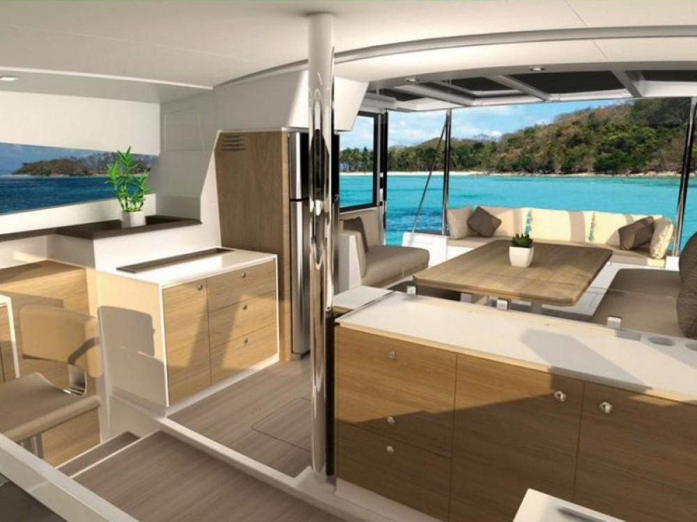 Hire Catamaran with or without skipper Bali Cannigione