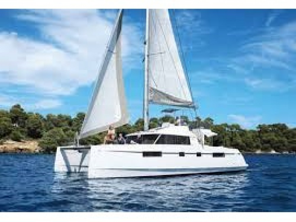 Hire Catamaran with or without skipper Nautitech Cannigione