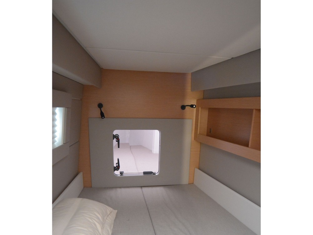 Rental Catamaran in Alzachèna/Arzachena - Nautitech Nautitech 46 Fly