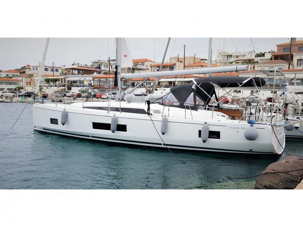 Rental yacht Alimos Marina - Bénéteau Oceanis 46.1 on SamBoat