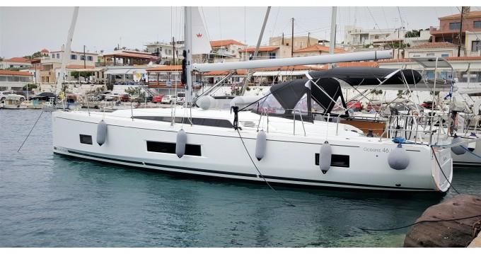 Boat rental Bénéteau Oceanis 46.1 in Athens on Samboat