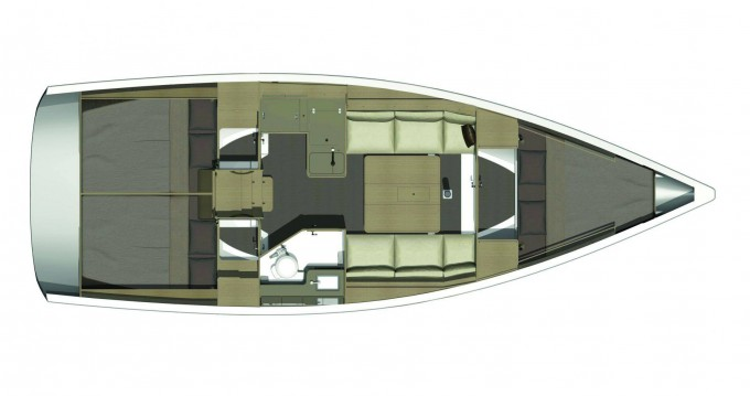 Hire Sailboat with or without skipper Dufour Punta Ala