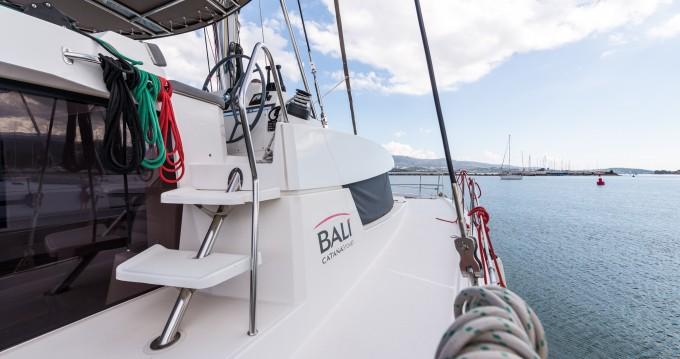 Boat rental Bali Catamarans Bali 4.0 in Lefkada (Island) on Samboat