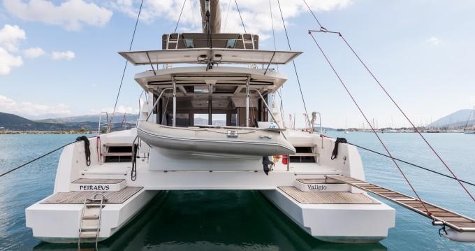 Rent a Bali Catamarans Bali 4.0 Lefkada (Island)