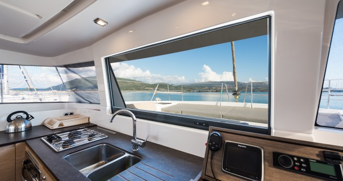 Rental yacht Lefkada (Island) - Bali Catamarans Bali 4.0 on SamBoat