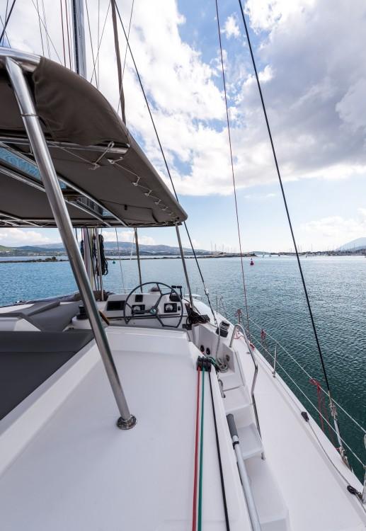 Rental Catamaran in Lefkada - Bali Bali 4.0