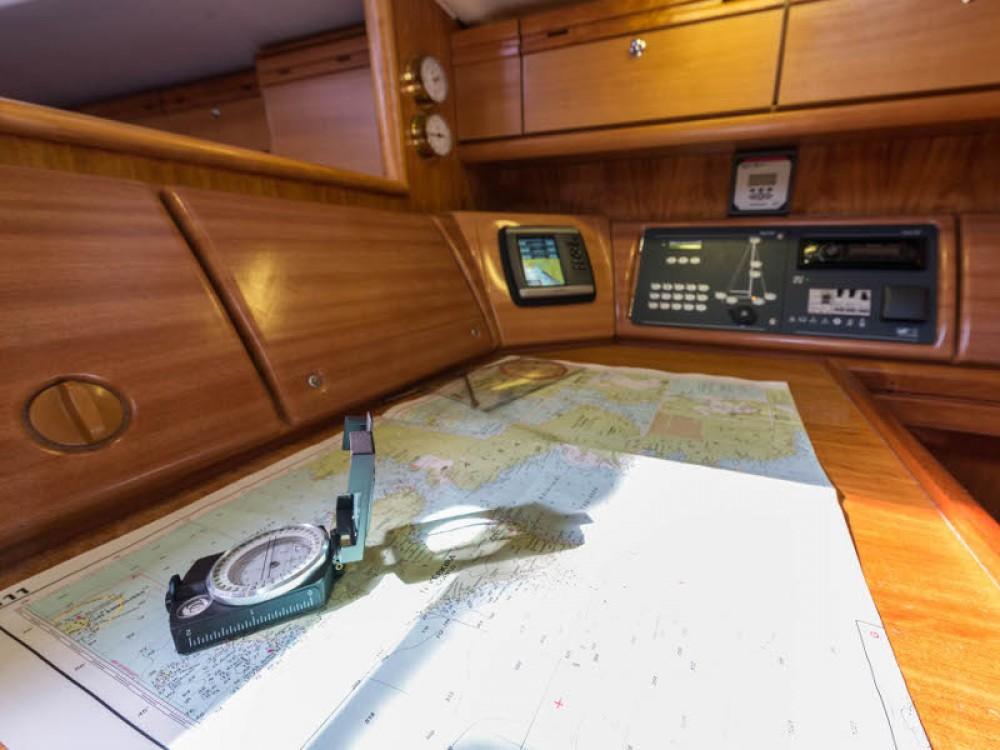 Boat rental Lefkada cheap Bavaria 46 Cruiser