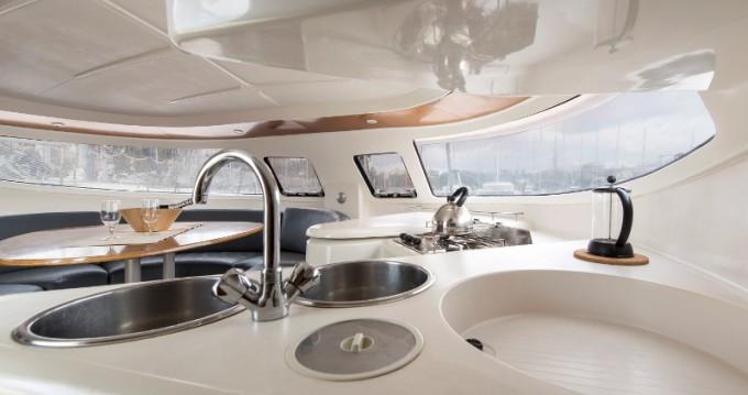 Boat rental Lefkada (Island) cheap Athena 38