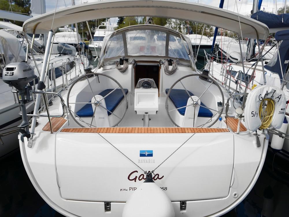 Rent a Bavaria Bavaria Cruiser 41 Préveza