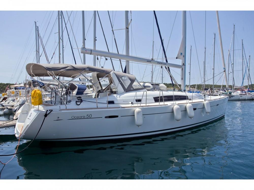 Boat rental Bénéteau Oceanis 50 in Lefkada on Samboat