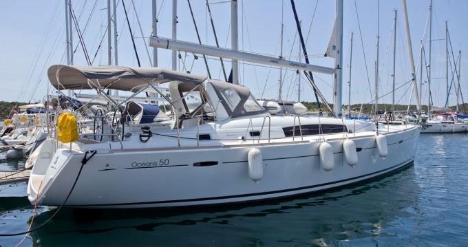 Bénéteau Oceanis 50 between personal and professional Lefkada (Island)