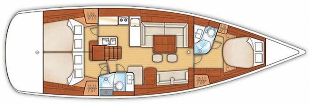 Rental yacht Lefkada - Bénéteau Oceanis 50 on SamBoat