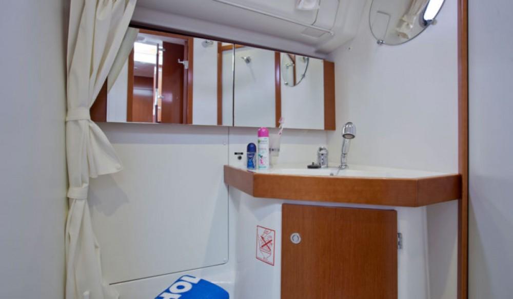 Rental Sailboat in Lefkada - Bénéteau Oceanis 50