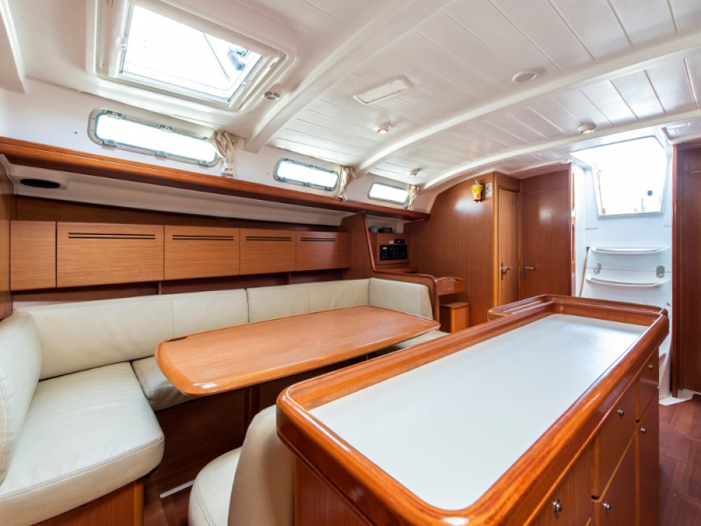 Rental yacht Lefkada - Bénéteau Beneteau Cyclades 50.5 on SamBoat