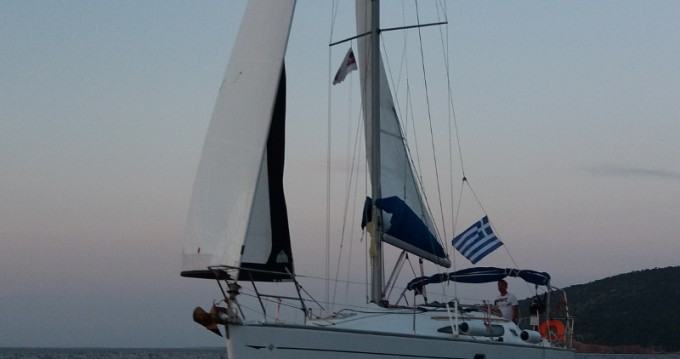 Rental Sailboat in Athens - Jeanneau Sun Odyssey 35