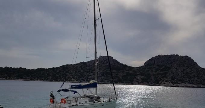 Rental yacht Athens - Jeanneau Sun Odyssey 35 on SamBoat