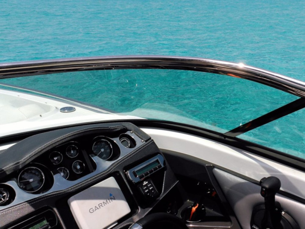 Hire Motorboat with or without skipper Monterey Îles Baléares