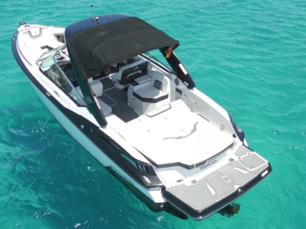 Boat rental Îles Baléares cheap Monterey 298 SS