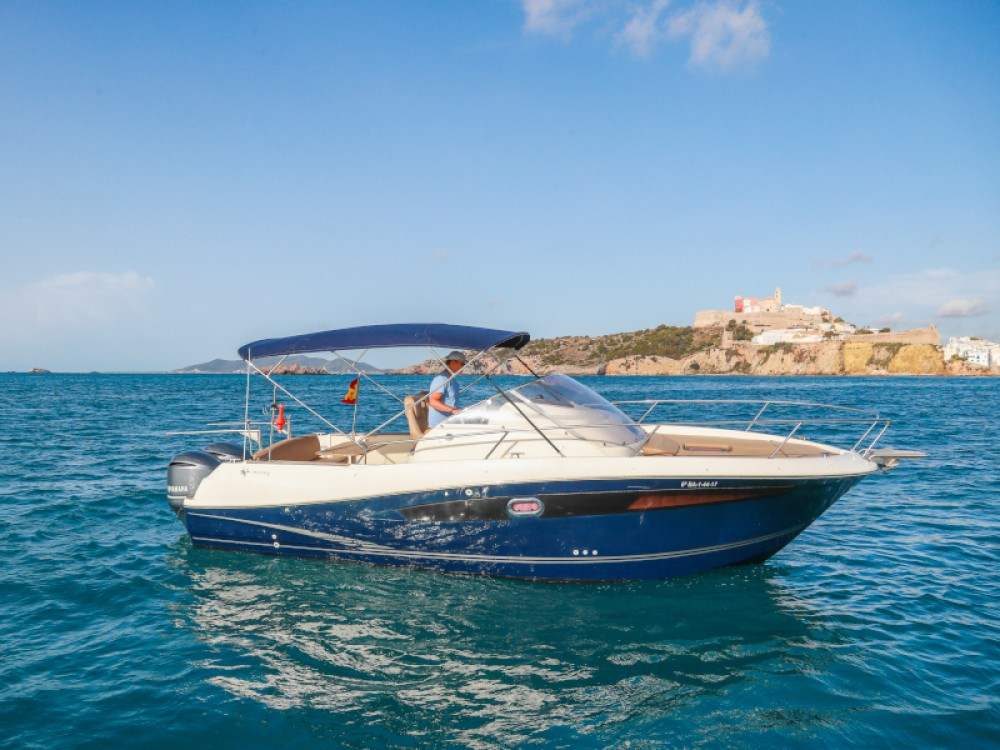 Rental yacht Ibiza - Jeanneau Cap Camarat 8.5 WA on SamBoat