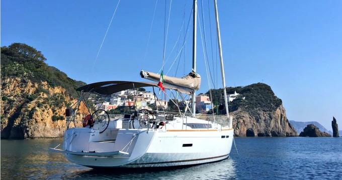 Boat rental Nettuno cheap Sun Odyssey 449