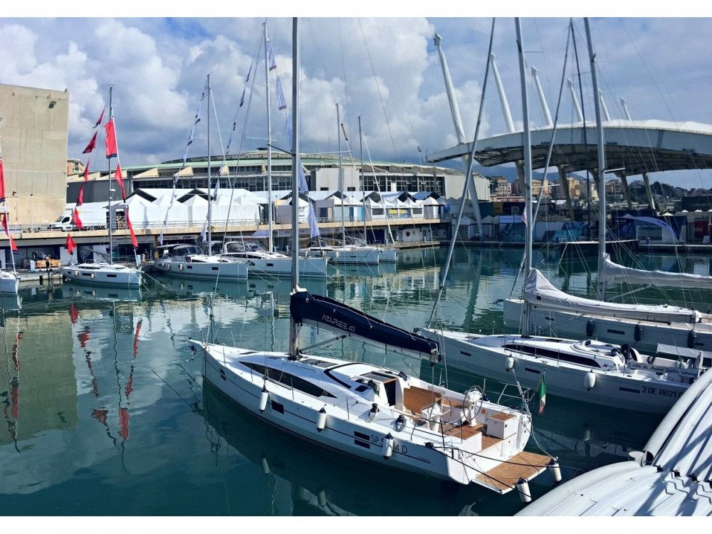 Hire Sailboat with or without skipper Azuree Nettuno